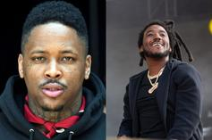 YG & Mozzy Have Joint Album On The Way