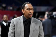 Stephen A. Smith Tells Draymond Green To Do Better After Women's Sports Take