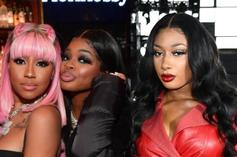 City Girls Chat With Megan Thee Stallion About Rough Upbringing In Miami