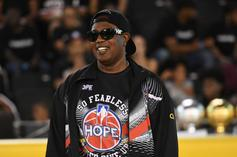 Master P Proves He Can Still Ball