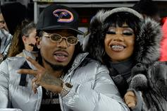 """Saweetie Comes For Quavo On New Song """"See Saw"""""""