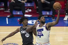 Joel Embiid Proves Once Again Why He Should Be The MVP
