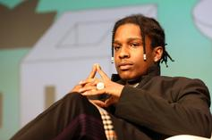 A$AP Rocky Enters The NFT Game