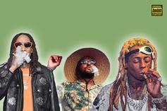 Happy 4/20: The Wake & Bake Playlist To Start Your Day
