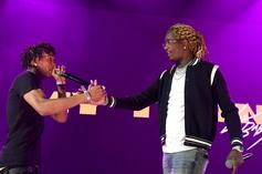 """Lil Baby Becomes A Meme After Young Thug Teases Him Over """"Demon"""" Knees"""