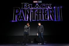 """""""Black Panther 2"""" Has An Official Title & Release Date"""