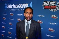 """Stephen A. Smith Shoots Man Down In Dramatic Clip From """"General Hospital"""""""