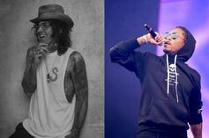 Yelawolf Gives Future His Flowers