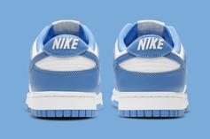 "Nike Dunk Low ""UNC"" Officially Revealed: Photos"