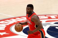 Pelicans Exec Fined After Claiming Refs Aren't Fair To Zion Williamson