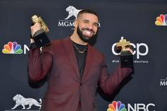 Drake Will Receive Artist Of The Decade Award At 2021 BBMAs