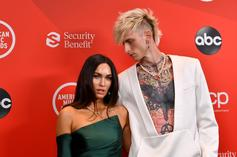 Machine Gun Kelly Confirms His Necklace Really Contains Megan Fox's Blood: