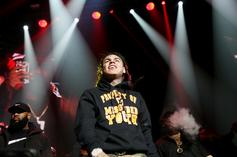 6ix9ine Makes Disrespectful King Von Reference After Lil Reese Shooting