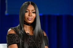 Naomi Campbell Announces She's Become A Mother To A Baby Girl