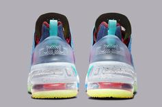 """Nike LeBron 18 """"Best 1-9"""" Coming Soon: Official Photos"""