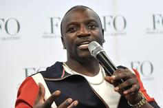 Akon's Range Rover Recovered After Being Stolen From Atlanta Gas Station: Report