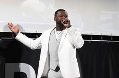 50 Cent Reacts To Witnessing Fan Spit On Trae Young