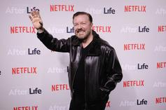 Ricky Gervais Comments On Sexual Misconduct Allegations Against Longtime Collaborator