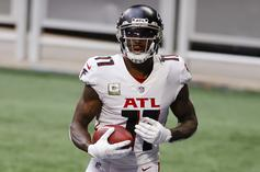 """Ravens Reportedly Interested In Acquiring Julio Jones """"For The Right Price"""""""