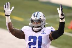 Ezekiel Elliott Sued After Dog Reportedly Bites Yet Another Person