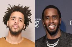 """J. Cole & Diddy Are All About """"Love"""" As They Reunite"""