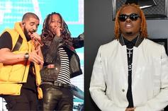 Gunna Parties With Drake, Future & More At His Star-Studded 28th Birthday Bash