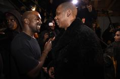 """Kanye West Doesn't Deliver """"DONDA"""" But Fans Are Hyped To Hear Jay-Z"""