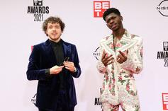 """Jack Harlow Fully Supports Lil Nas X """"Industry Baby"""" Nude Shower Scene"""