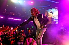 """Young Thug Debuts New Song At Rolling Loud, Gives """"PUNK"""" Update"""