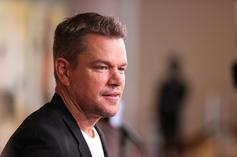 Matt Damon Describes How This Time It's Different With Ben Affleck & J. Lo