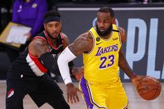 Carmelo Anthony Joins LeBron James & The Lakers: Twitter Reacts
