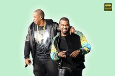 """Jay-Z & Kanye West Ended Bachelorhood On A High Note On """"Watch The Throne"""""""