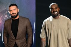"""Drake Leaks Kanye West & Andre 3000 Collab """"Life Of The Party"""""""