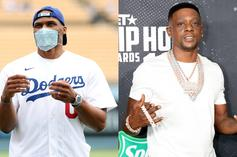 Russell Westbrook's Dress Has Fans Predicting Boosie's Reaction