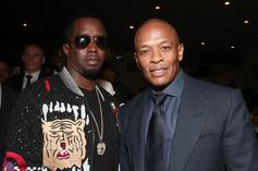 """Diddy Slides In """"Verzuz"""" Comments To Say He Wants Dr. Dre Battle"""