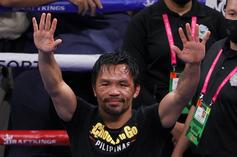 Manny Pacquiao To Run For Philippines Presidency