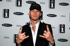 Machine Gun Kelly Booed Off Stage By Crowd At Louder Than Life Festival