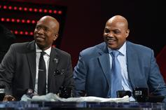 """Charles Barkley and Kenny Smith Are """"Great"""" Following Vax Dispute"""