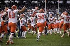 Illinois Upsets Penn State In Historic 9-Overtime Game