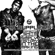 The Suppliers - 1st Shipment Simply History In The Making