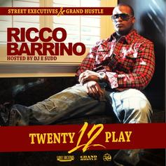 Ricco Barrino - Twenty 12 Play (Hosted by DJ E-Sudd)