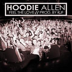 Hoodie Allen - Feel The Love  (Prod. By RJF)