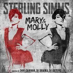 Sterling Simms - 1 Girl 2 Cups Feat. Kid Ink
