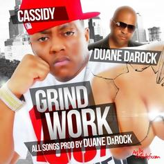 Cassidy - Cheers  Feat. Sterling Simms (Prod. By Duane DaRock)