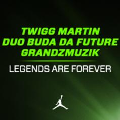 Twigg Martin - Legends Are Forever