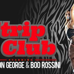 Boo Rossini - Strip Club Feat. Boston George