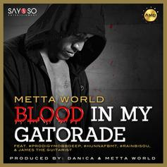 Metta World Peace - Blood In My Gatorade Feat. Prodigy, Hunna, Rain Bisou & James the Guitarist