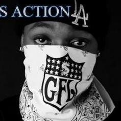 Fas Action - No Fear  Feat. Compton Menace & Dahliam (Prod. By L.I)