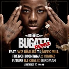 Ace Hood - Bugatti (Remix) Feat. Wiz Khalifa, T.I., Meek Mill, French Montana, 2 Chainz, Future, DJ Khaled & Birdman