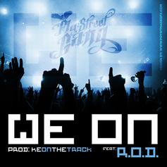 Fly Street Gang - We On  Feat. R.O.D. (Prod. By KE on the Track)
